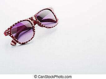 Portrait Of Sunglasses