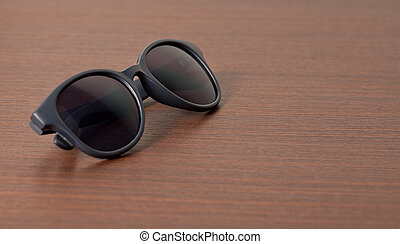 Portrait Of Sunglasses