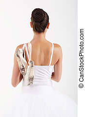 Portrait of the classical ballerina