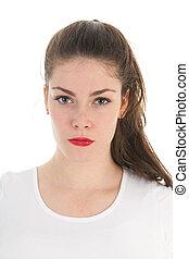 Portrait young adult