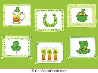 Portraits of a St. Patrick's Day