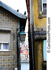 portugais, architecture