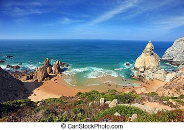 portugais, côte atlantique
