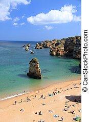 Portugal - Algarve beach