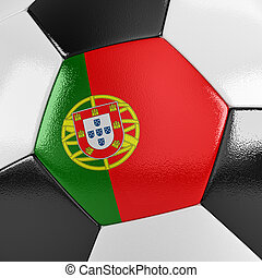 portugal, bola futebol