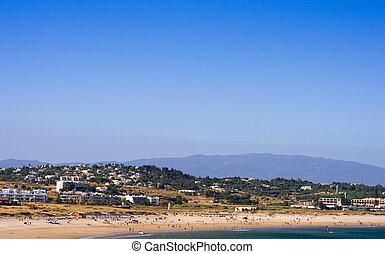 portugal:, lagos, cidade, natureza