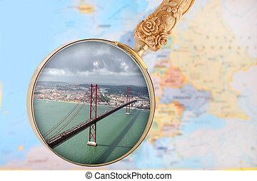 portugal, lisbonne