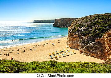 portugal, luego, beliche, santo, sagres, playa, vincent,...