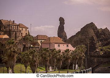 PORTUGAL MADEIRA RIBEIRA DA JANELA - the Town of Ribeira da ...