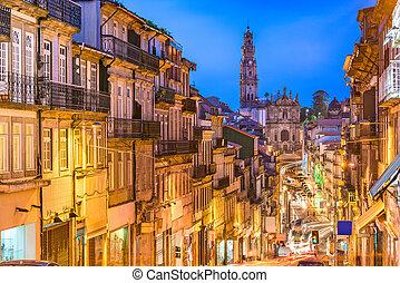 portugal, porto, cityscape