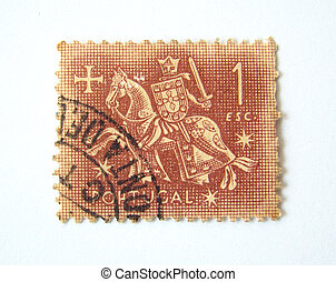 Portugal Postage Stamp