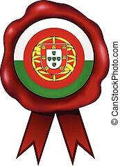 Portugal Wax Seal