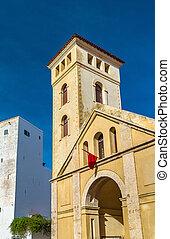 portugués, mazagan, ciudad, el-jadida, marruecos, suposición...