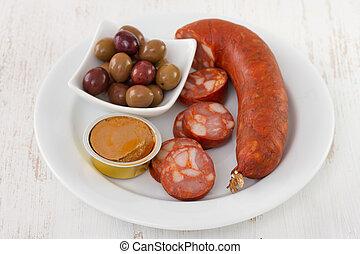portuguese appetizer