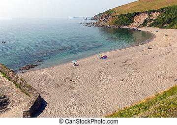 Portwrinkle beach Cornwall