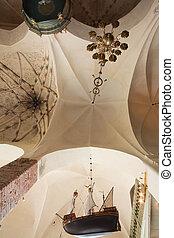 Porvoo Cathedral interior