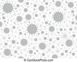 porzellan, coronavirus