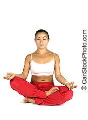 pose, ioga