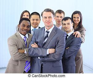 posición, grupo, compañeros de trabajo