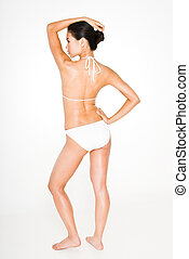 Posing in a Bikini 5