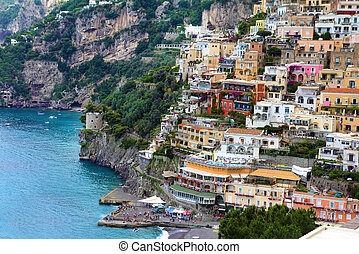 positano, amalfi part