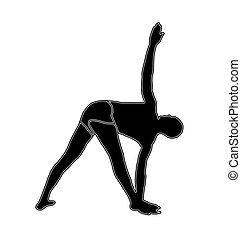 positie, yoga