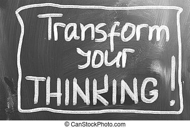 positif, concept, penser