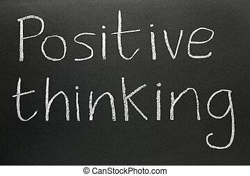 positif, thinking.