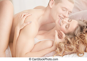 position, couple, intime