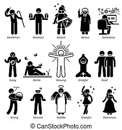 Positive Character Traits - Positive personalities traits, ...