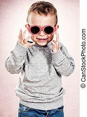 Positive child