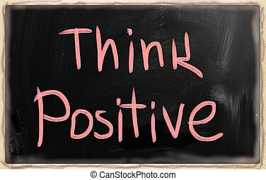 positive!, pensar
