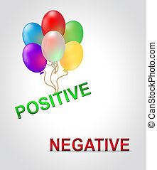 Positive Versus Negative Words Depicting Reflective State Of...