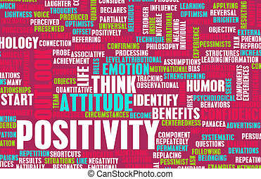 Positivity and Positive Attitude for a Life