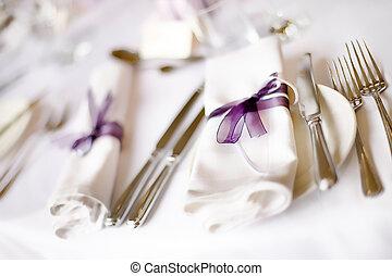 posponga colocación, boda