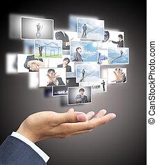 possession main, business, image