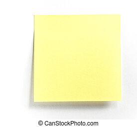 Post-it note