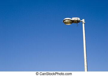 post-lamp