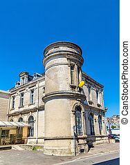 Post office in Cognac, a town in France