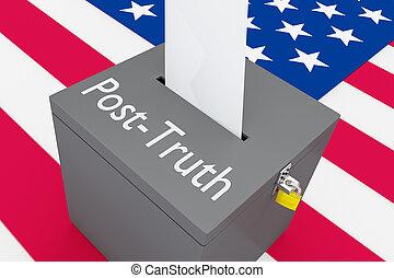 post-truth, éthique, concept
