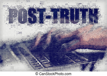Post-truth or post-factual concept
