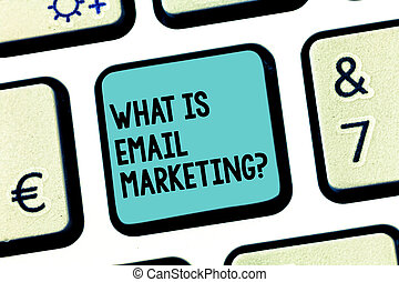 post, was, begriff, marketing., tastenfeld, schicken, text, schaffen, rundschreiben, e-mail, idea., intention, bedeutung, drücken, werbung, schlüssel, tastatur, beförderung, nachricht, edv, handschrift