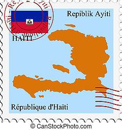 posta, haiti, to/from