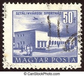 postage stamp set twenty two