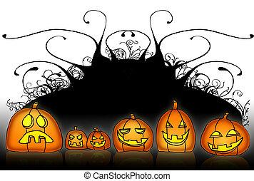postal, halloween