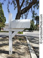 Postal Service Mail Box - Road side home owner US Postal...
