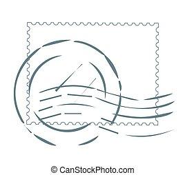 Postal Stamp Design