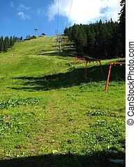 Postavarul Mountains, Brasov county, Romania