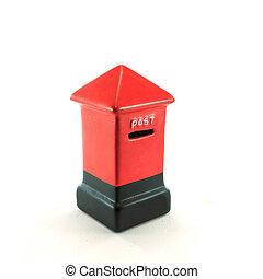 postbox Souvenir