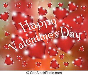 Postcard Heart Valentine's Day
